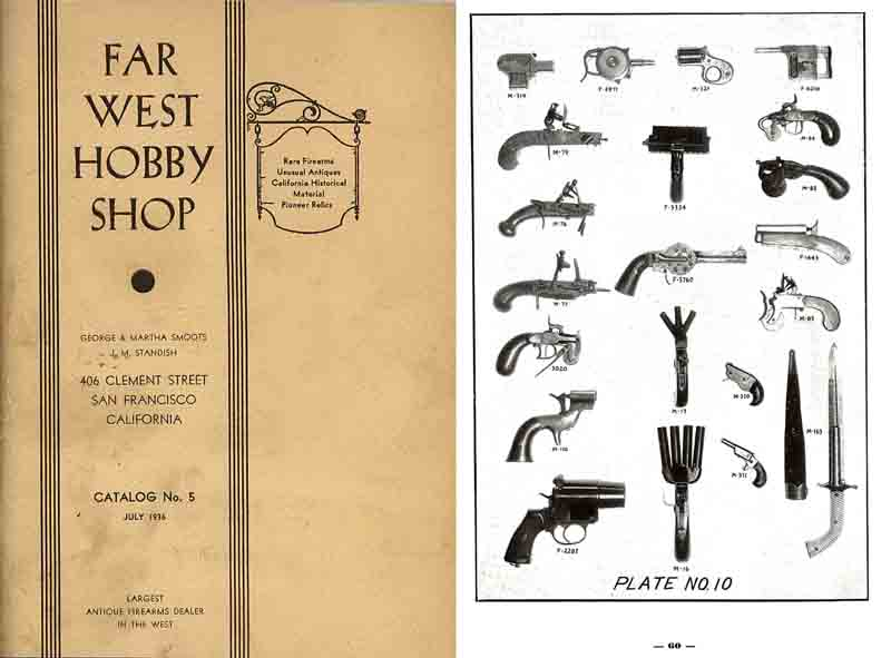 Far West Hobby Shop 1936