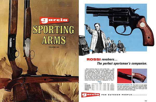 Garcia 1969 Sporting Arms Catalog