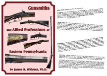 Gunsmiths and Allied Professions of Eastern Pennsylvania