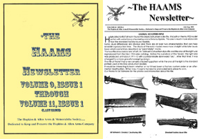 HAAMS Newsletters Vols 9-11 - Carder