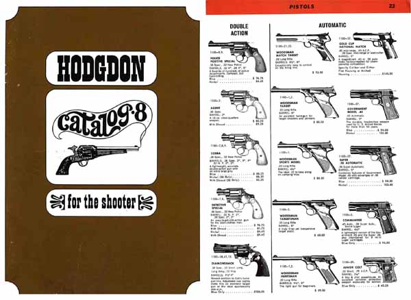 Hodgdon, B.E. Inc. 1967 Catalog - Shawnee Mission, KS