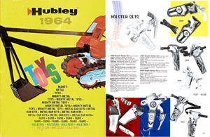 Hubley 1964 Toy Catalog