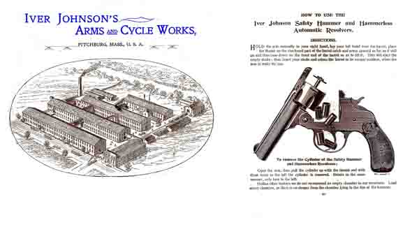 Iver Johnson c1897 Gun Catalog