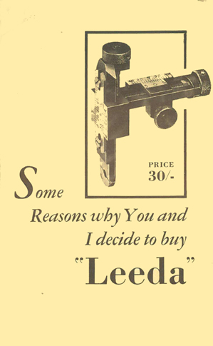 Leeda Sights c1960 - Alcock Pierce Melbourne Australia