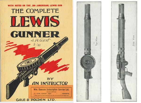 The Complete Lewis Gunner, 1941