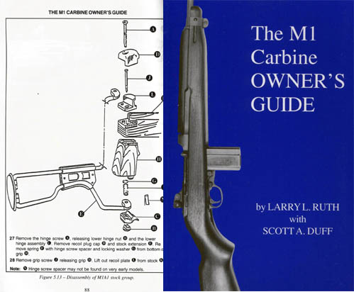 M1 Carbine Owner's Guide