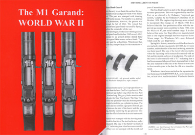 The M1 Garand: World War II- Manual