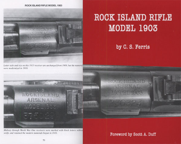 Rock Island Rifle Model 1903 Guide