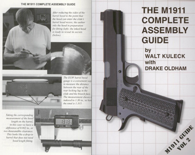 M1911 Complete Assembly Guide