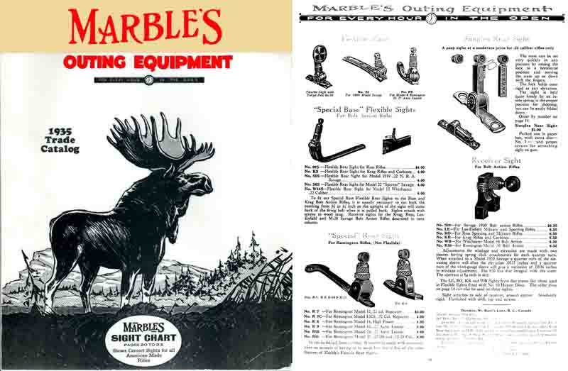 Cornell Publications Marbles 1935 Outing Equipment Trade