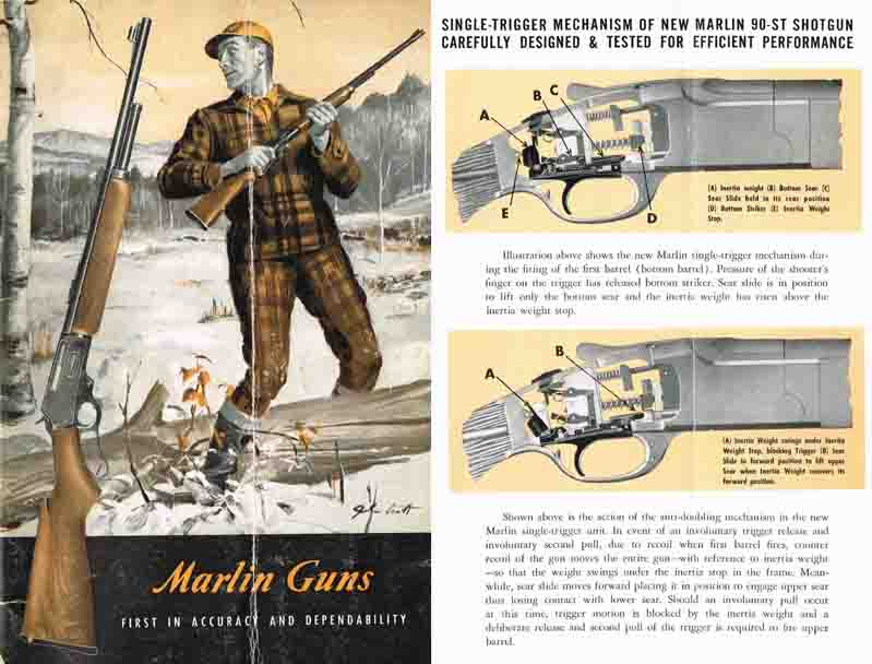 Marlin 1955 Guns Catalog