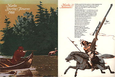 Marlin 1966 Firearms Catalog