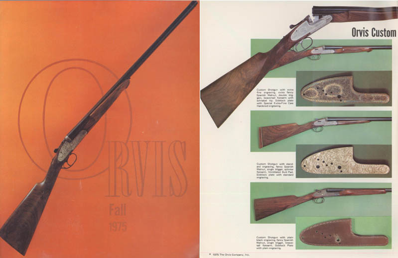 Orvis 1975 Guns and Accessories