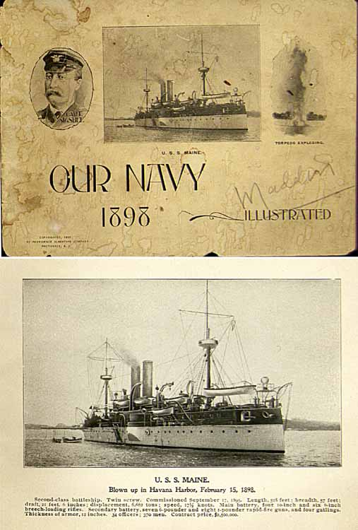 Our Navy 1898 (US Navy)