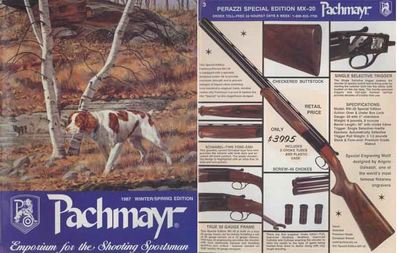 Pachmayr 1987 Guns & Accessories, Los Angeles, CA