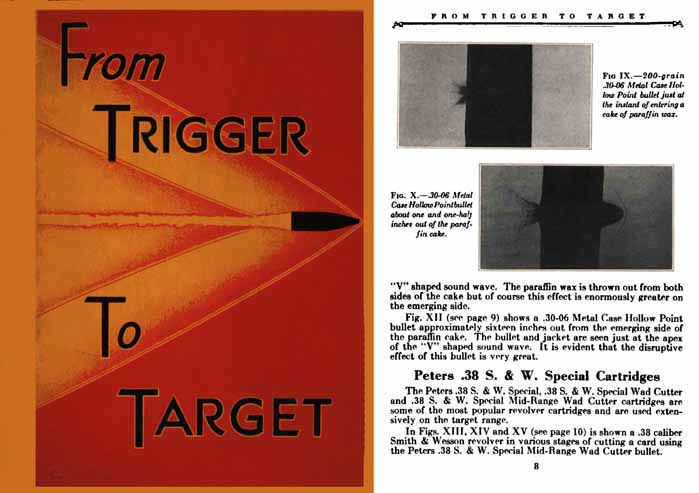 Peters 1930 Ammunition - From Trigger to Target