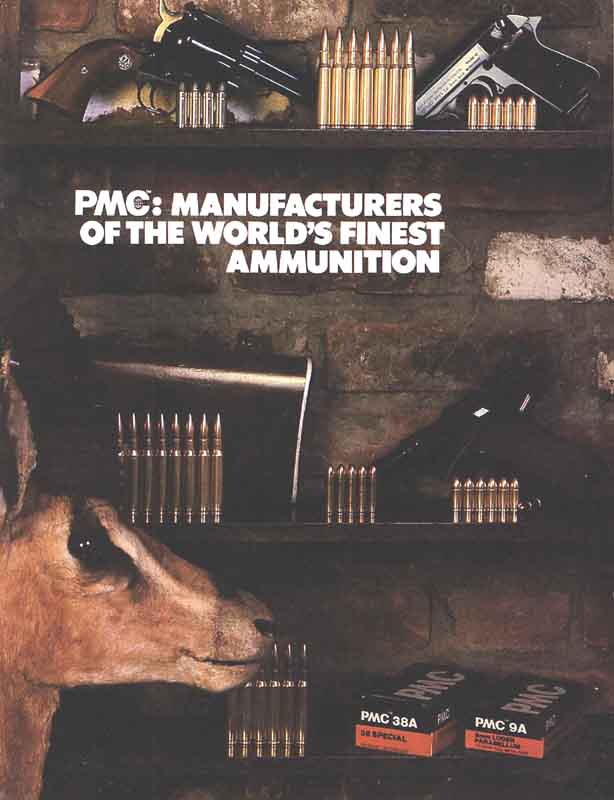 PMC Ammunition 1980, Seoul, Korea