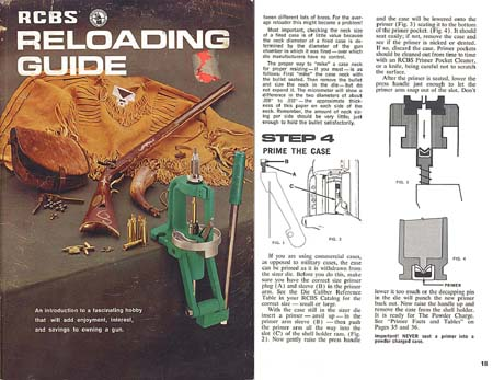 Cornell Publications -RCBS 1970 Reloader's Guide