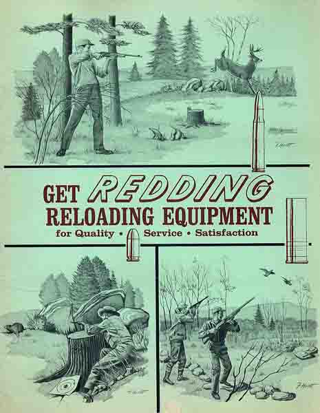 Redding Reloading Equipment 1964 Cortland, New York