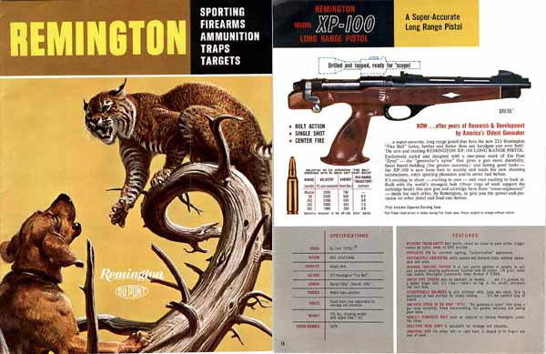 Remington 1964 Firearms Catalog