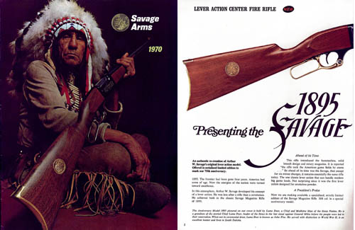 Savage 1970 Firearms Catalog
