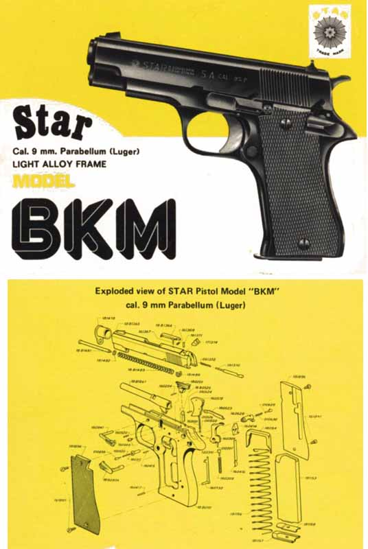 Star BKM Manual