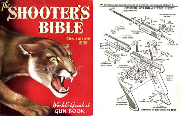 Stoeger 1955 - The Shooter's Bible #46 Gun Catalog