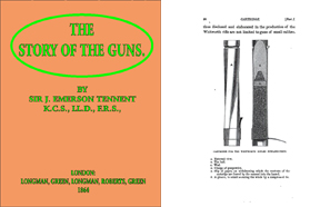 The Story of  the Guns 1864