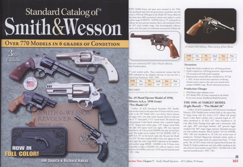 Standard Catalog of Smith & Wesson-Gun Digest 3rd Edition