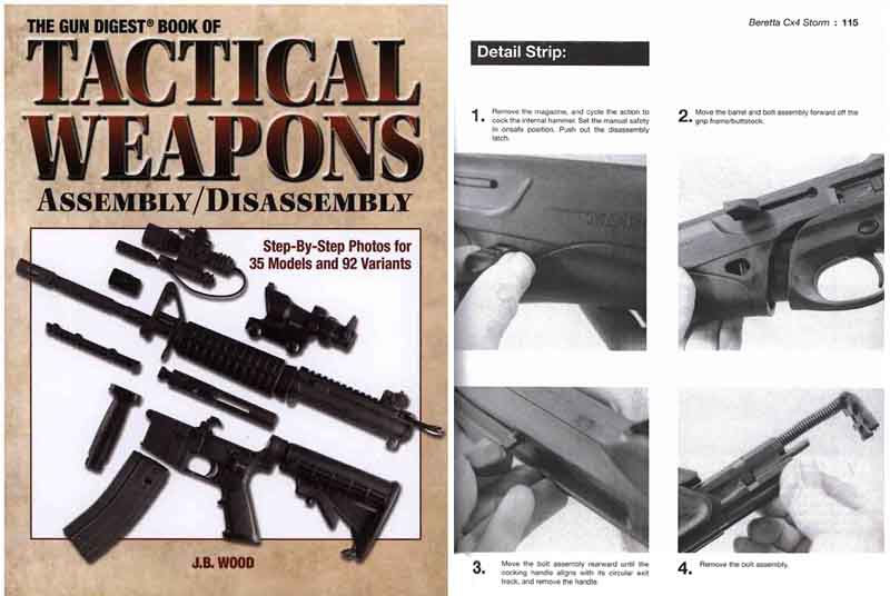 Gun Digest Book of Tactical Weapons - Assembly/Disassembly