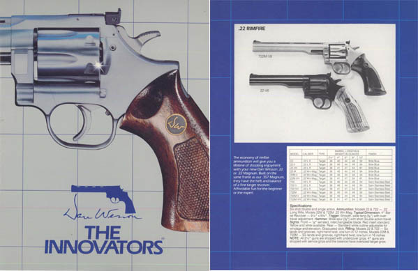 Dan Wesson 1982 - The Innovators