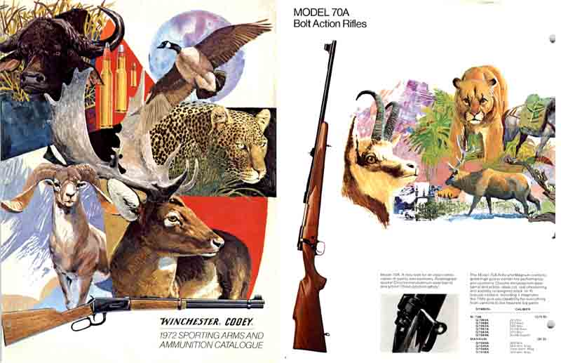 Cooey-Winchester 1972 (Canadian) Gun Catalog