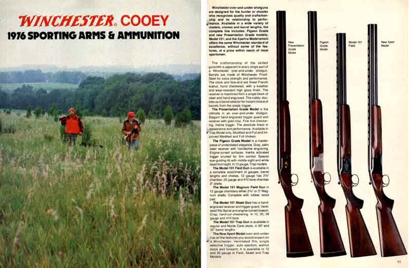 Cooey-Winchester 1976 (Canadian) Gun Catalog