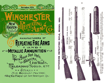 Winchester 1894 November- Repeating Arms #53