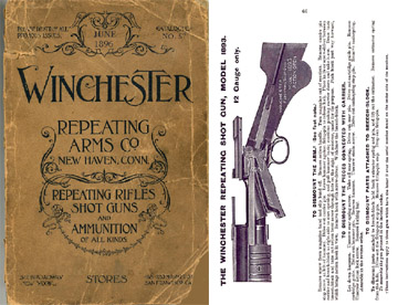 Cornell Publications -Winchester 1896 June- Repeating Arms