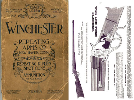 Winchester 1897 March- Repeating Arms Co. Catalog no 59