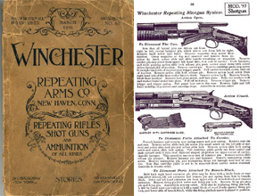 Winchester 1898 March- Repeating Arms Catalog no 61