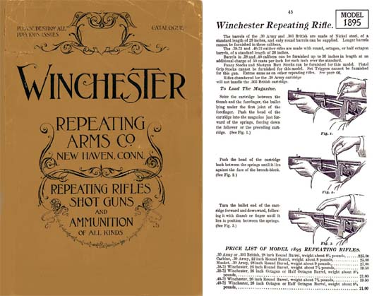 Winchester 1900 October- Repeating Arms
