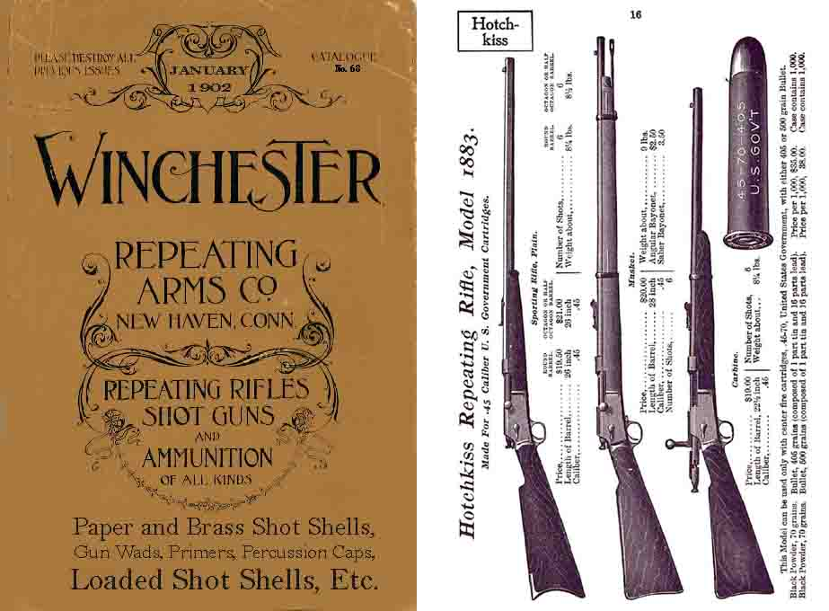 Winchester 1902 January Repeating Arms Co. Catalog