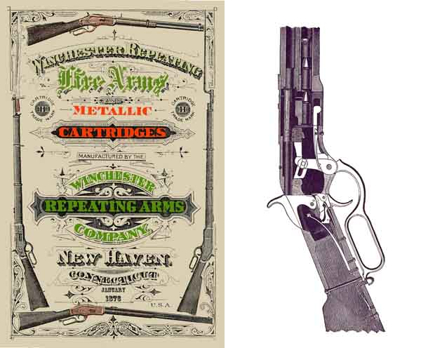 Winchester 1876 January Gun Catalog