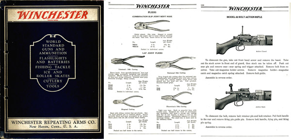 Winchester 1928 Arms & Tools Full Catalog