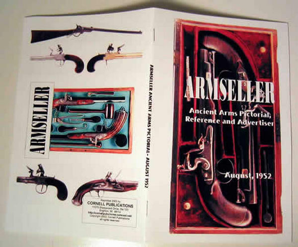 Armseller 1952 Antique Gun Catalog