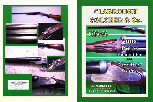 Clabrough & Golcher 1895-6 Catalog (San Francisco)