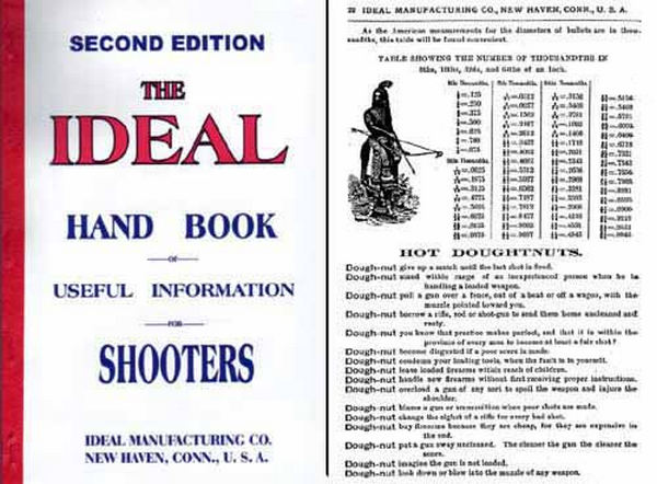 Ideal 1891 Hand Book Second Edition No. 2 Catalog