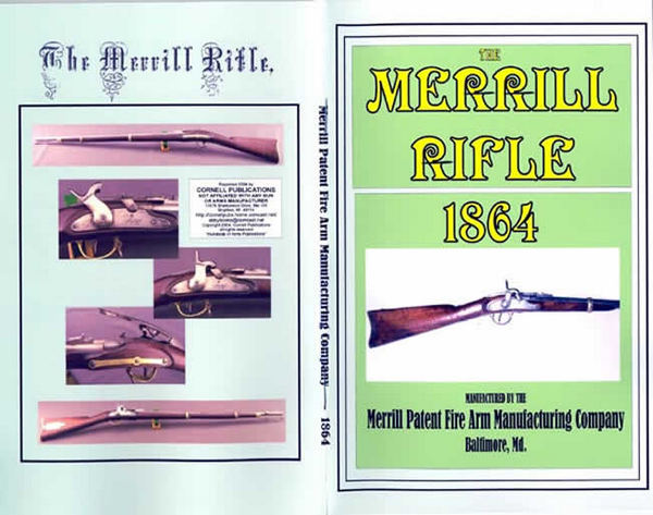 Merrill Rifles Factory Manual and Sales Brochure - 1864