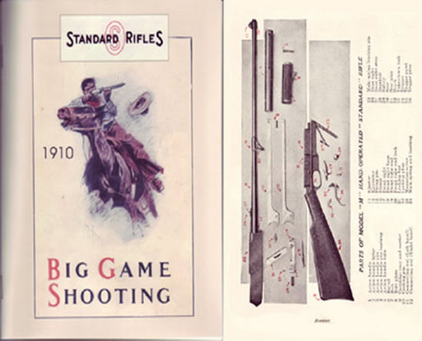 Big Game Shooting, Standard Rifles 1910
