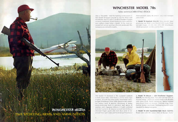 Winchester 1969 Sporting Arms Catalog