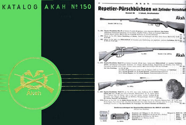 Akah 1935 Katalog (German mail order)
