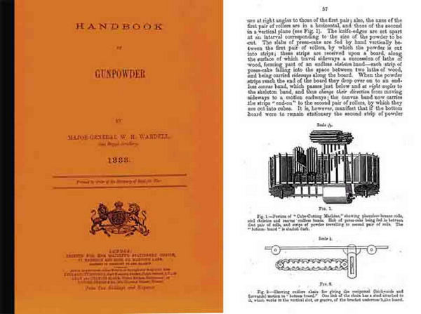 Handbook of Gunpowder 1888