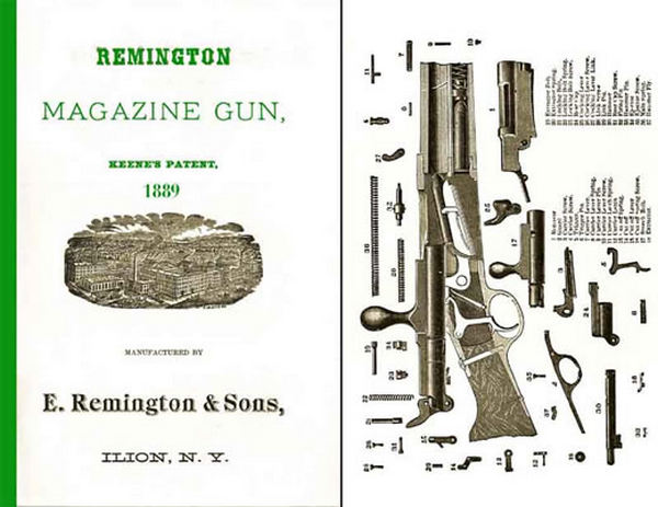 Cornell Publications LLC | Links to Remington Catalog Reprints